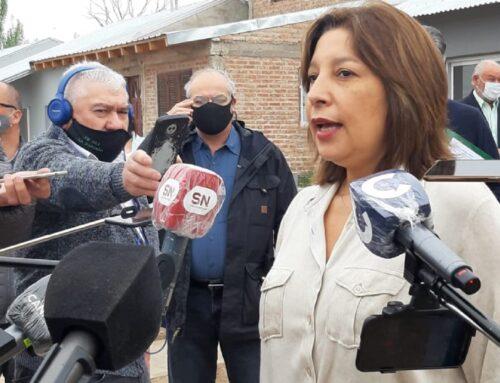 """CARRERAS: """"HUBO UNA PROFUNDA ESCUCHA DE LAS PROBLEMÁTICAS DE RÍO NEGRO"""""""