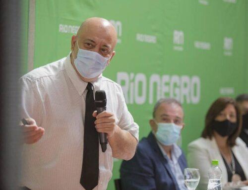 MARENCO ENFRENTÓ LAS DEMANDAS DE LOS 'CAUTIVOS' DEL IPROSS