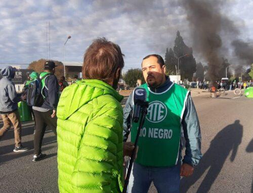 "RODRIGO VICENTE: ""ESTA SITUACIÓN ESTABA ORGANIZADA PORQUE AUTOMÁTICAMENTE COMENZÓ LA REPRESIÓN"""