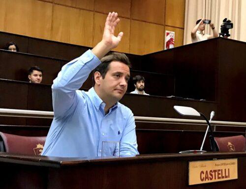 CASTELLI PIDE MEDIDAS CONCRETAS PARA EL TURISMO NEUQUINO