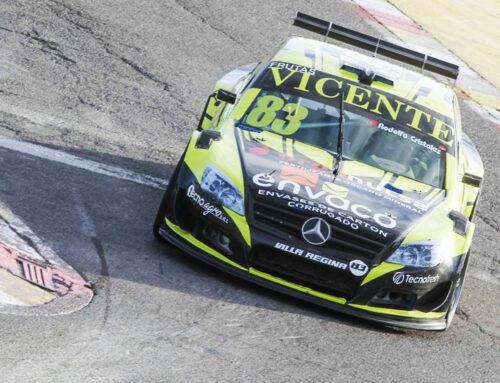 ALDRIGHETTI SUMÓ BIEN EN EL TOP RACE V6
