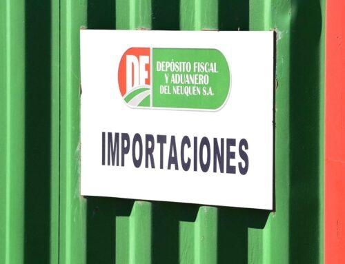 MODERNIZARON EL DEPÓSITO FISCAL Y ADUANERO DE CENTENARIO